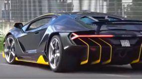 Antes da Hora? Novo e raríssimo Lamborghini Centenario surge na internet pela primeira vez! Veja agora!