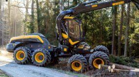 Impressionante! Vídeo mostra uma Máquina de Corte de Árvores operando de um jeito inacreditável!