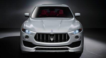 Novidade aguardada: Revelado o novo (e belíssimo) SUV da Maserati, o Levante! Veja imagens!