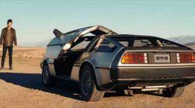 Atenção: O DeLorean vai voltar a ser produzido como 0km (e este é o primeiro comercial)!