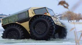 Russos criam o Caminhão mais legal do mundo para off-road (e pelo preço de uma Hilux)!