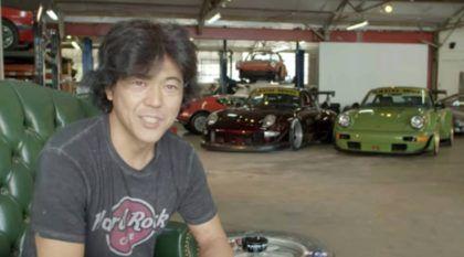 Conheça Akira Nakai, o japonês que prepara os modelos Porsche mais desejados do mundo