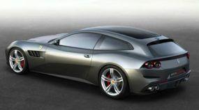 Ferrari GTC4Lusso: quatro lugares, espaço para bagagem, tração integral e um V12 de 690 cavalos