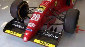Essa Ferrari tem o som mais insano da Fórmula 1 (tinha que ser V12)