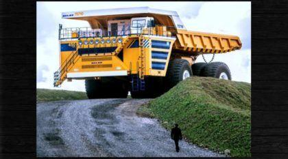 Brutal, este é o Maior Caminhão do Mundo (Vídeos mostram sua fabricação e detalhes)!
