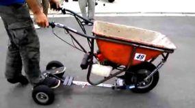 Carriola com motor? Será que esse é o veículo ideal em tempos de crise (e gasolina cara)?
