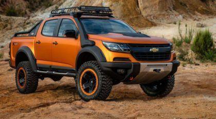 Chevrolet S10 dos Sonhos? Revelado projeto (radical) que pode antecipar o futuro da Picape!