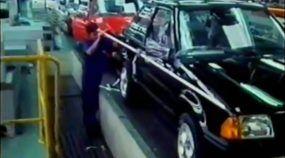 Vídeo mostra imagens (raríssimas) da fábrica da Ford, em 1985, em São Bernardo do Campo-SP!