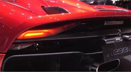 Batalha do século? O super rápido Koenigsegg Regera é lançado, com 1.520cv, para o duelo contra o Bugatti Chiron!