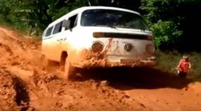 Este Vídeo vai mudar tudo que você (sempre) pensou sobre a VW Kombi!