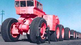 Brutal! O maior Caminhão (Off-Road) do Mundo, com quatro turbinas e mais de 5000cv!