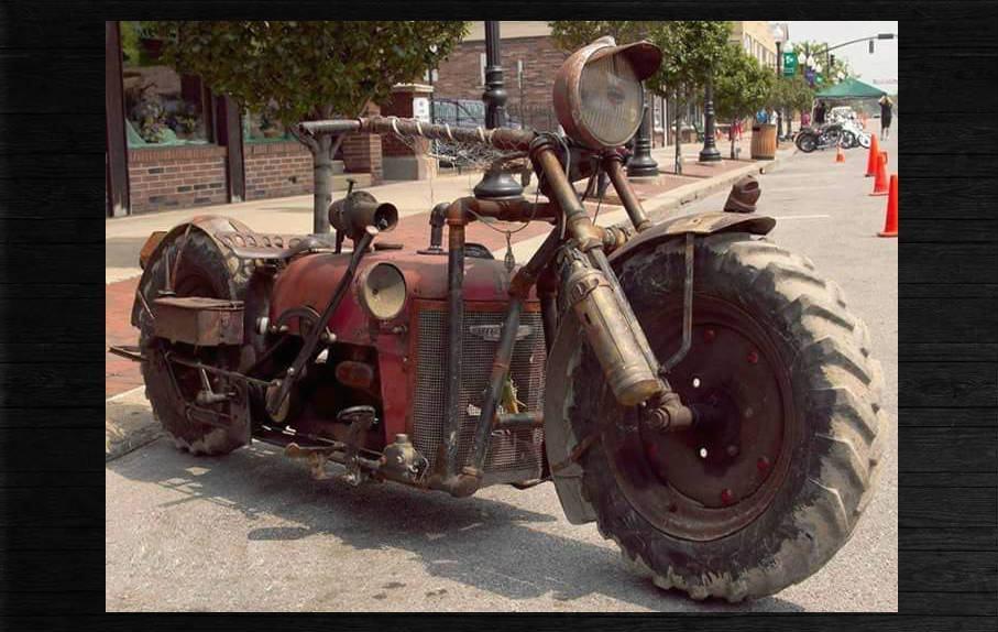 Moto-Trator