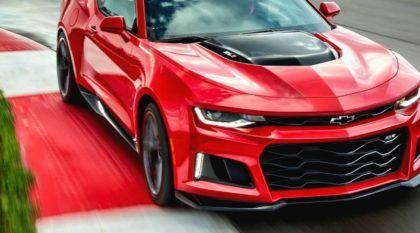 Revelado o Novo Camaro ZL1, o mais potente de todos os tempos (e ainda com câmbio AT de 10 marchas)!
