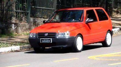 Combinação extrema: Conheça e ouça o Fiat R-UNO (com motor de Yamaha R1)!