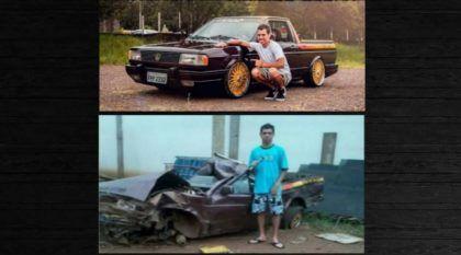 Conheça a inacreditável (e emocionante) história de Vinicius Sudan e sua VW Saveiro!