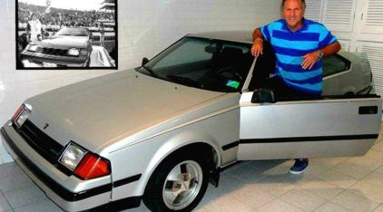 Raridade! Vídeo mostra o Carro (ainda super conservado) que o Zico ganhou da Toyota no Mundial de Clubes!
