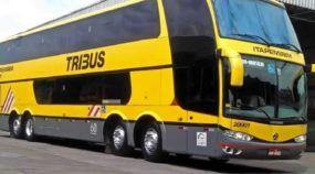 Ônibus da Viação Itapemirim
