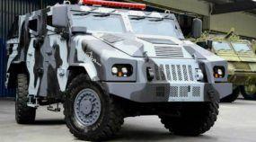Lançamento brasileiro! Vídeos revelam Novo Blindado (para uso Policial e Civil) que suporta até 50 kg de TNT!