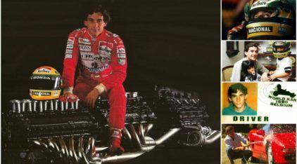 Vídeos revelam imagens raras do MITO Ayrton Senna (e uma entrevista bem curiosa)!