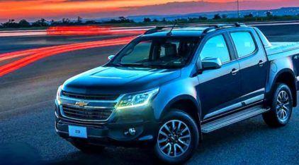Agora é Oficial: Veja as primeiras imagens da Chevrolet S10 renovada!