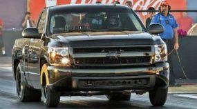 Picape Insana! Veja essa monstruosa Chevrolet Silverado (com 943 cv, biturbo) acelerando forte!