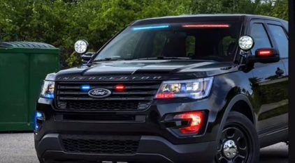 Ford lança Sistema de Luzes (revolucionário) para deixar Viaturas da Polícia camufladas! Vídeo mostra detalhes!
