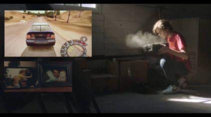 """A emocionante história do Garoto que encontrou o """"Fastasma"""" do seu Pai num Vídeo-Game antigo!"""