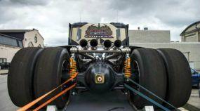 Brutalidade extrema! Conheça o Scania mais monstruoso (com V8, seis turbos e 2.190cv)!