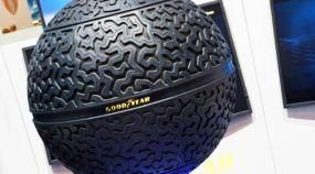 Insano: essa bola de borracha (magnética) pode se tornar o pneu do futuro