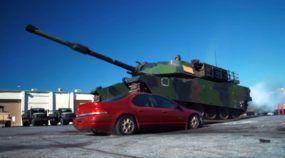 Imersão militar: detalhes incríveis de um nervoso tanque de guerra inglês