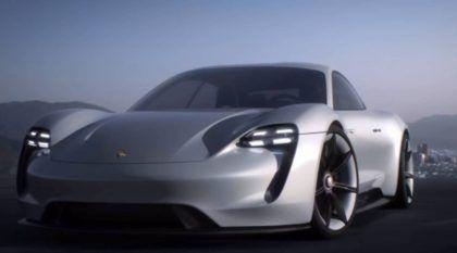 Um Porsche 100% elétrico? Sem graça? Não é o que parece: conheça o Mission E