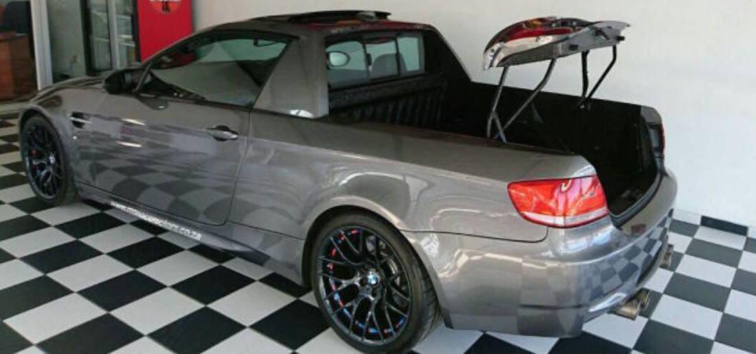BMW M3 Picape 3