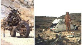 McGyver real? Esse Mito transformou seu Carro quebrado numa Moto (para fugir do deserto na África)!