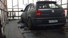 Insano! Veja e ouça o impressionante VW GOL, 4x4, com motor VR6 Turbo (com incríveis 608cv)!