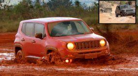 Afinal, o Jeep Renegade é mesmo um Jipe de verdade? Vídeos mostram ele em ação no off-road!