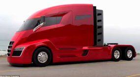 Caminhão do Futuro? Veja novo projeto de caminhão híbrido (com 2.027 cv e 1.920 km de autonomia)!