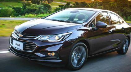 Agora é Oficial: Veja os primeiros Vídeos do Novo Chevrolet Cruze (custando entre R$ 90 a R$ 107 mil)!