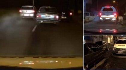 Veja Perseguição Policial de tirar o fôlego em Belo Horizonte (com ótimo trabalho dos policiais)!