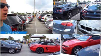 Brasileiros revelam os (inacreditáveis) preços de vários Carros Usados nos Estados Unidos! Vídeo surpreendente!