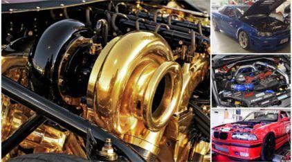 Mais turbo: ouça motores insanos assobiando e acelerando tudo (aumente o som)