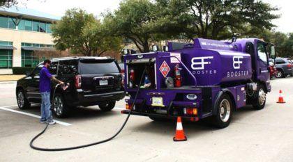 """""""Uber da Gasolina""""?  Novo serviço (polêmico) permite pedir combustível pelo celular!"""