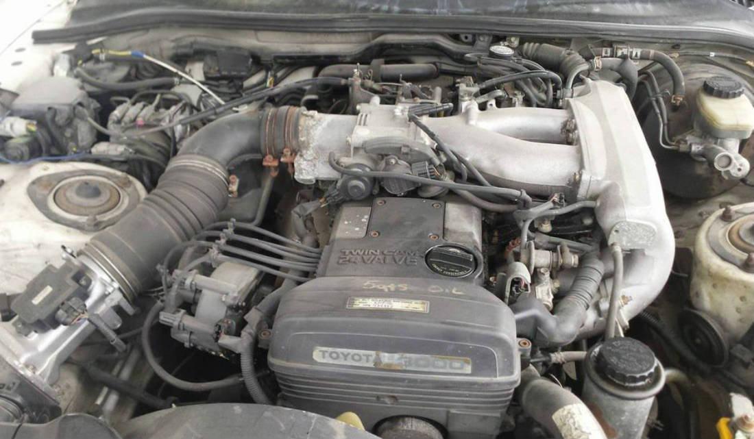 Toyota Supra 3