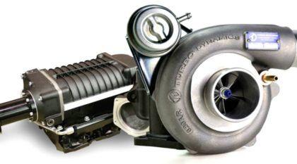 Você sabe a diferença entre supercharger e turbo? Qual é melhor?