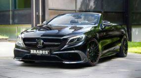 Com 850cv, Brabus revela o mais brutal (e rápido) Conversível do mundo!