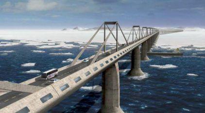 Nova maior Estrada do mundo? Conheça o (polêmico) Projeto entre Nova York a Londres!