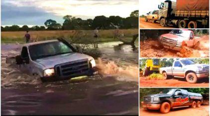 Ford F-250: a caminhonete mais BRUTA? Vídeo especial mostra ela ao extremo!