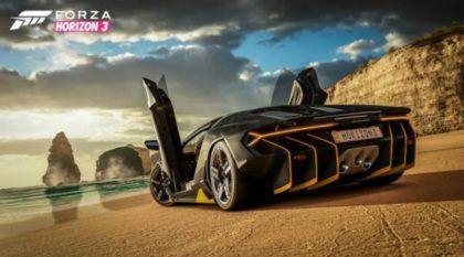 Novidade: Reveladas primeiras imagens (impressionantes) e detalhes do Forza Horizon 3!