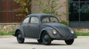 Você pagaria R$ 1 milhão por esse Volkswagen Fusca?