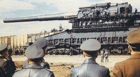 The Gustav: A maior e mais brutal Arma de Guerra de todos os tempos (Vídeo mostra sua ação em Combate)!