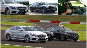 Sedans de patrão na Volta Rápida: Mercedes CLS X Panamera X Fusion! Veja porque a disputa foi apertada!